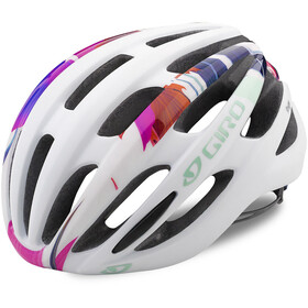 Giro Saga Helmet Matte White Floral